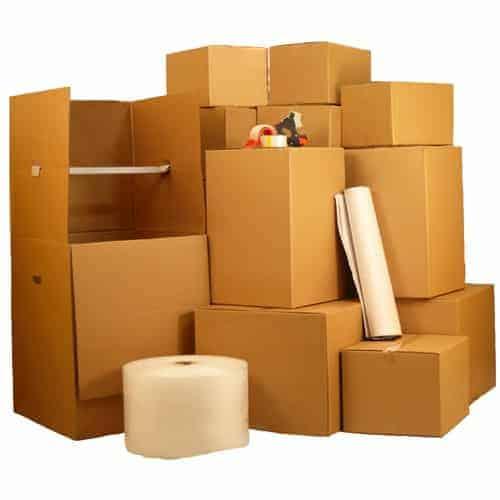 אחסון תכולת דירה בחומרי אריזה - תיבת נח