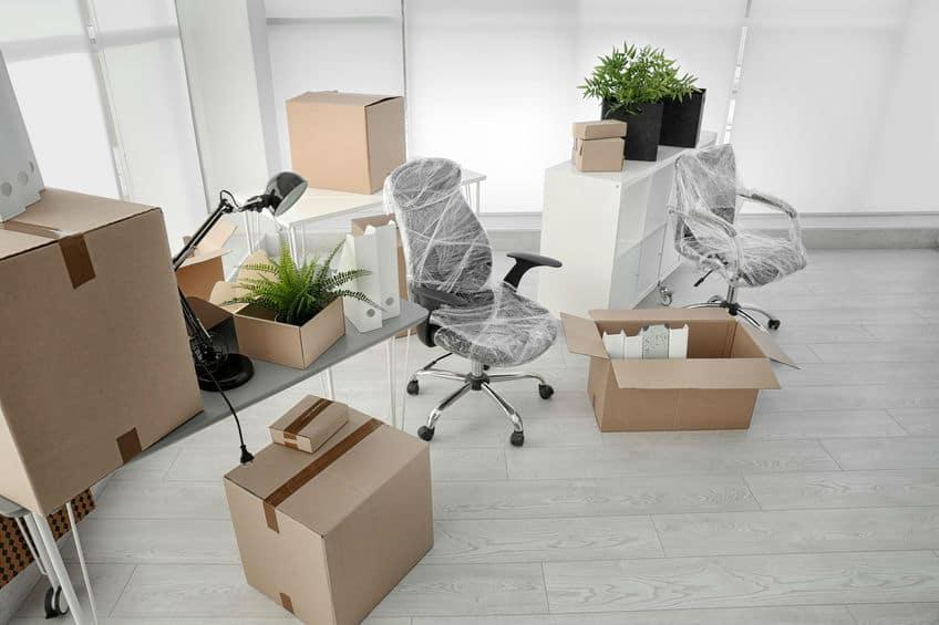 אחסון תכולת משרד